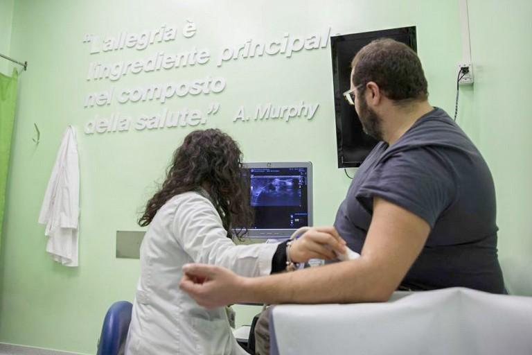 imaging nei sassi - convegno medico