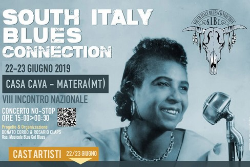 South Italy Blues Connection - VIII edizione 2019