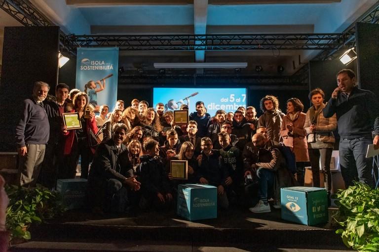 isola della sostenibiltà - foto dell'edizione 2018