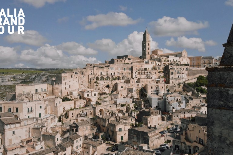 "TV: Matera raccontata in ""Italia Grand Tour"""