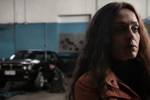 Vanessa Scalera, interprete della fiction