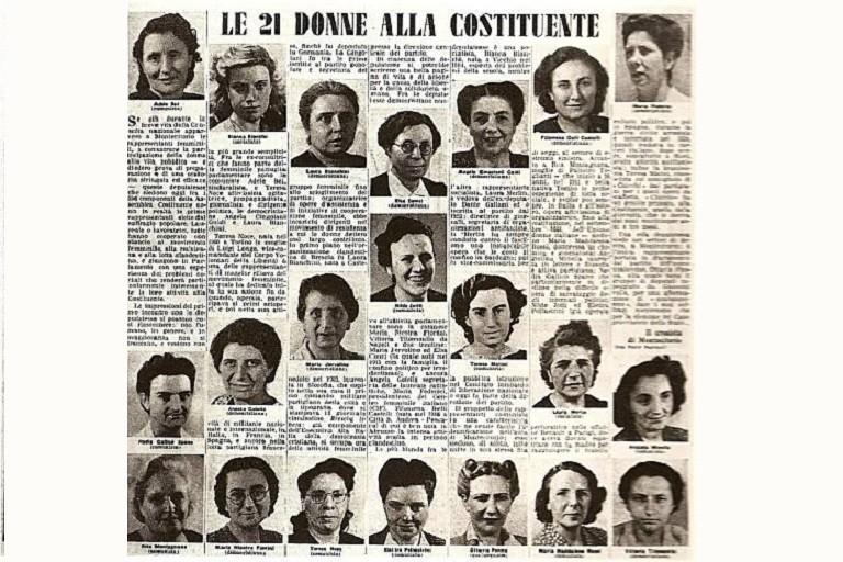 Premio Nazionale Le madri della Costituente