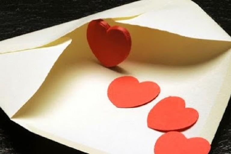 Lettera d'amore anonima