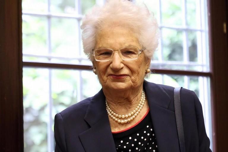 Liliana Segre- senatrice a vita