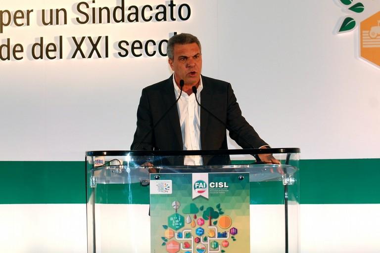 Luigi Sbarra Cisl