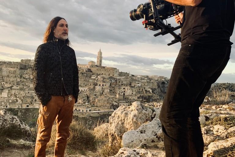 Manuel Agnelli a Matera