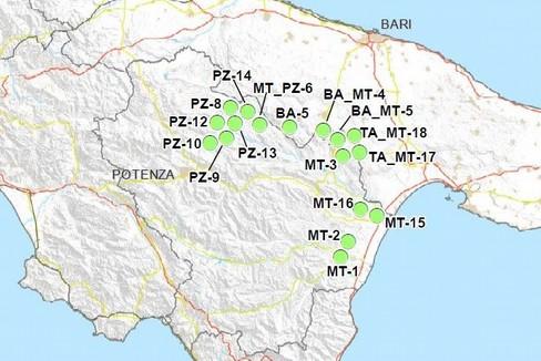 Nucleare, aree idonee della Basilicata