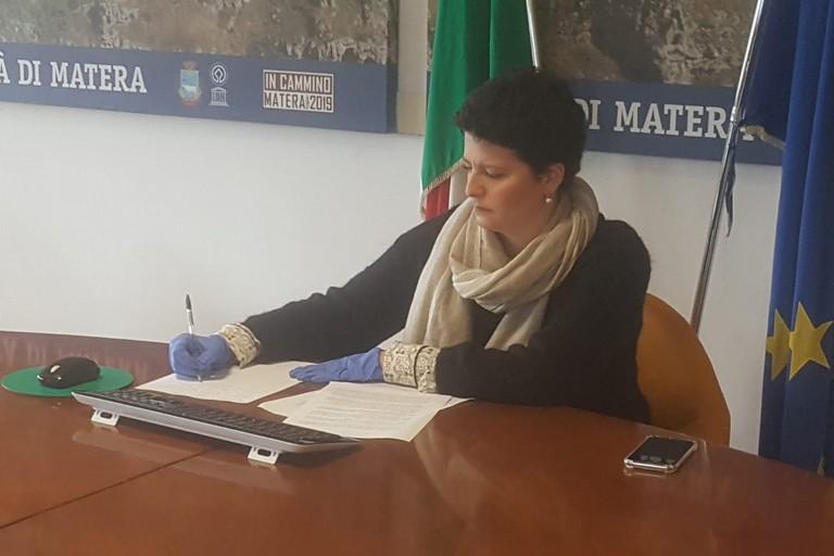 Marianna Dimona- Assessore al turismo Matera