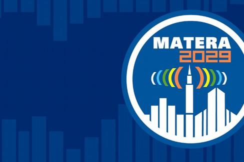 Matera 2029 - logo
