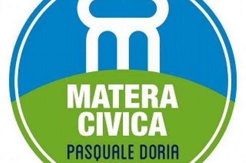 Matera civica - logo
