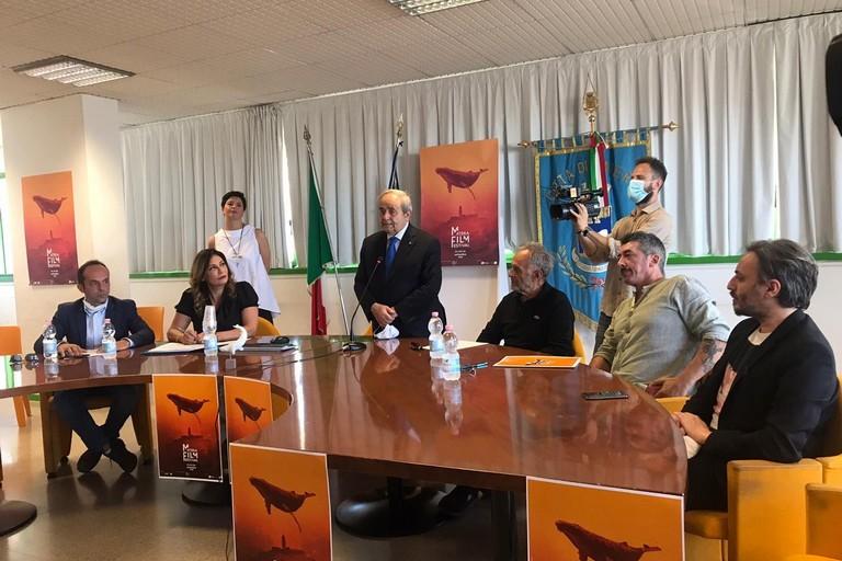 Matera film Festival- conferenza stampa
