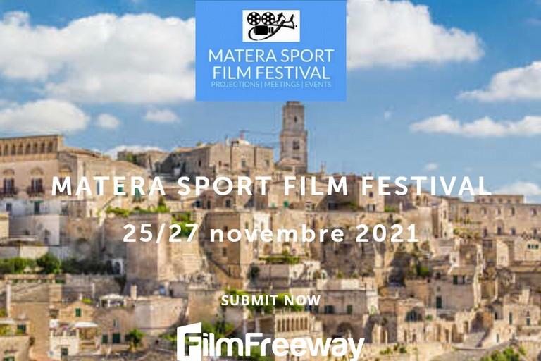 Matera sport film festival 2021