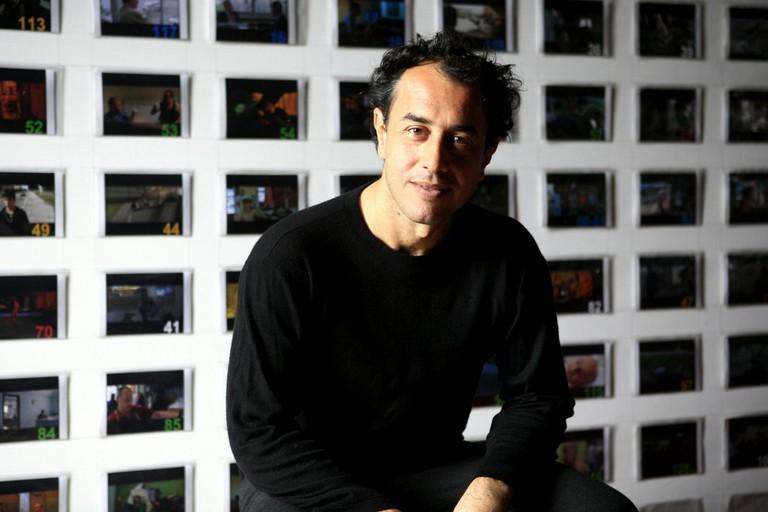 il regista Matteo Garrone