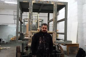 Andrea Sansone, artigiano