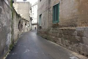 Via Casalnuovo edificio