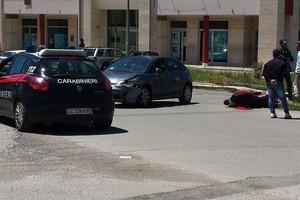 Incidente via degli Aragonesi