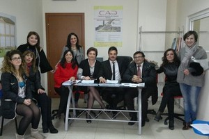 Inaugurazione CAD