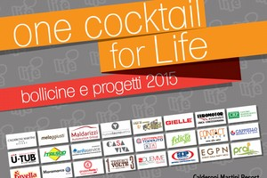 One Cocktail For Life 2015