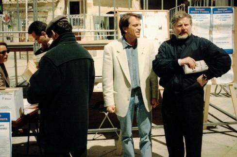 Angelo Festa e Don Basilio Gavazeni