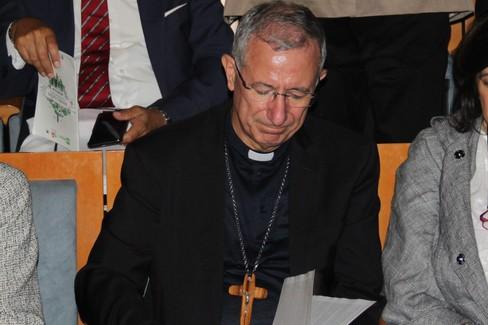 Mons. Giuseppe Caiazzo- Arcivescovo di Matera