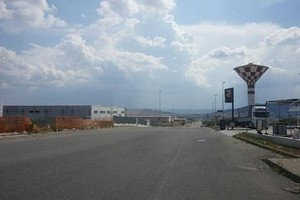 Zona industriale La Martella