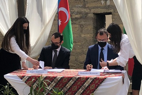 Accordo firmato in Azerbaigian