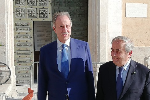 Vito Bardi e Raffaello De Ruggieri