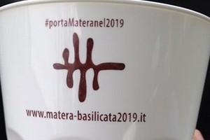 Bicchiere Matera2019