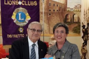 Masi e Buffardi del Lions Club