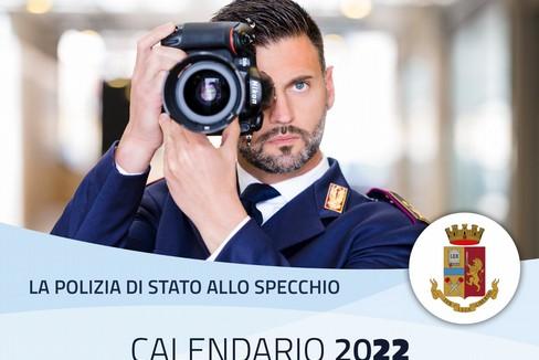 calendario polizia 2022