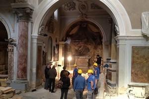 Scoperte due cappelle nella Cattedrale di Matera