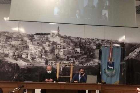 consiglio comunale- Sala Pasolini