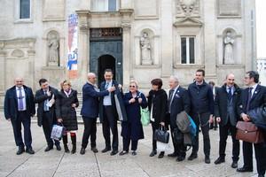 Consiglio Regionale a Matera