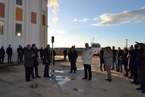 Metano a Jesce zona industriale