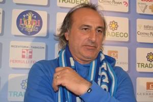 Mister Antonio Toma, Matera calcio