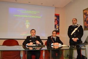 Capolarato, operazione d'arresto, coinvolti due bulgari