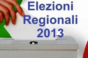Elezioni Regionali 2013