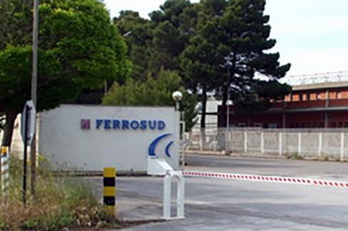 stabilimento Ferrosud