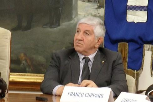Francesco Cupparo- assessore alle attività produttive regione Basilicata