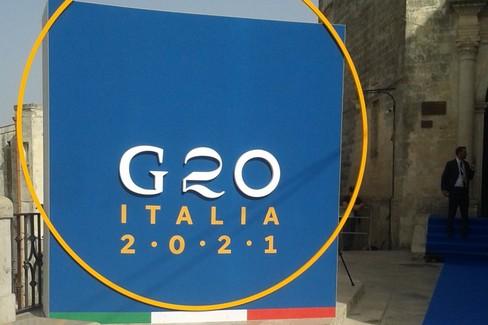 G20 a Matera