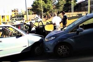Incidente via Parini