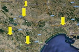 Gli inceneritori tra Basilicata e Puglia