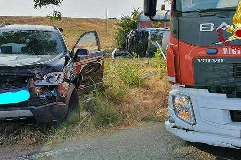 Incidente a Matera