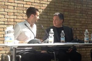 Joseph Grima intervista Amos Gitai per The Tomorrow