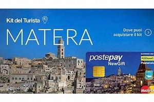 Kit del turista - Poste Italiane