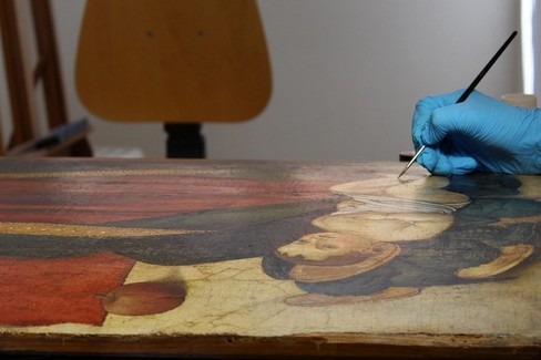 """Mostra  """"La materia del restauro """", conservare il patrimonio dalla pietra alla plastica"""
