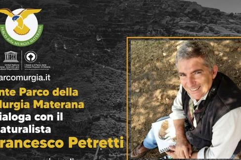 Parco Murgia Materana- laboratorio  con Petretti