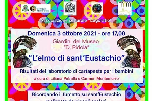elmo sant'eustachio -locandina