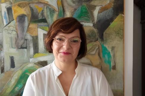 Lucia Anna Stigliani- consigliere comunale Europa Verde