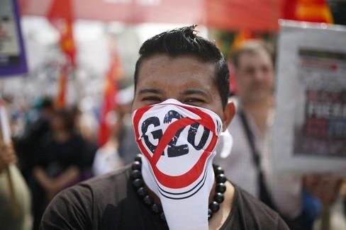 Manifestazione contro g20